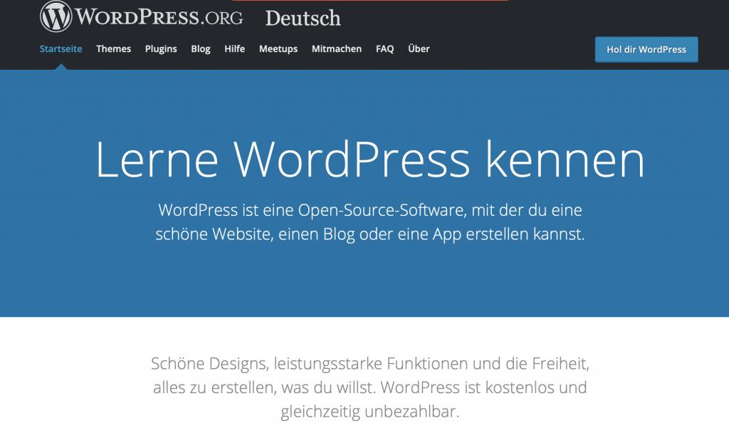 WordPress.org vs. WordPress.com: Das ist der Unterschied!