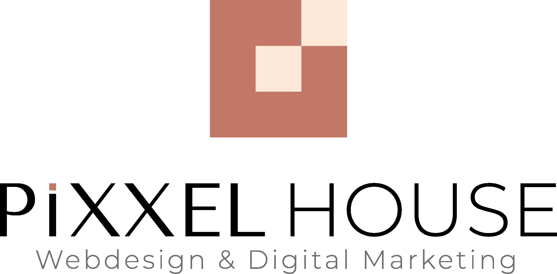 Logo Pixxelhouse vertical transparent